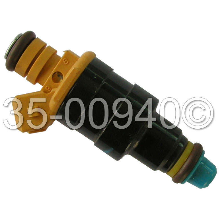 1988 Lincoln Mark Series Fuel Injector