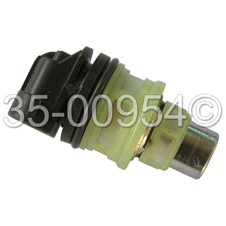 Chevrolet Beretta Fuel Injector