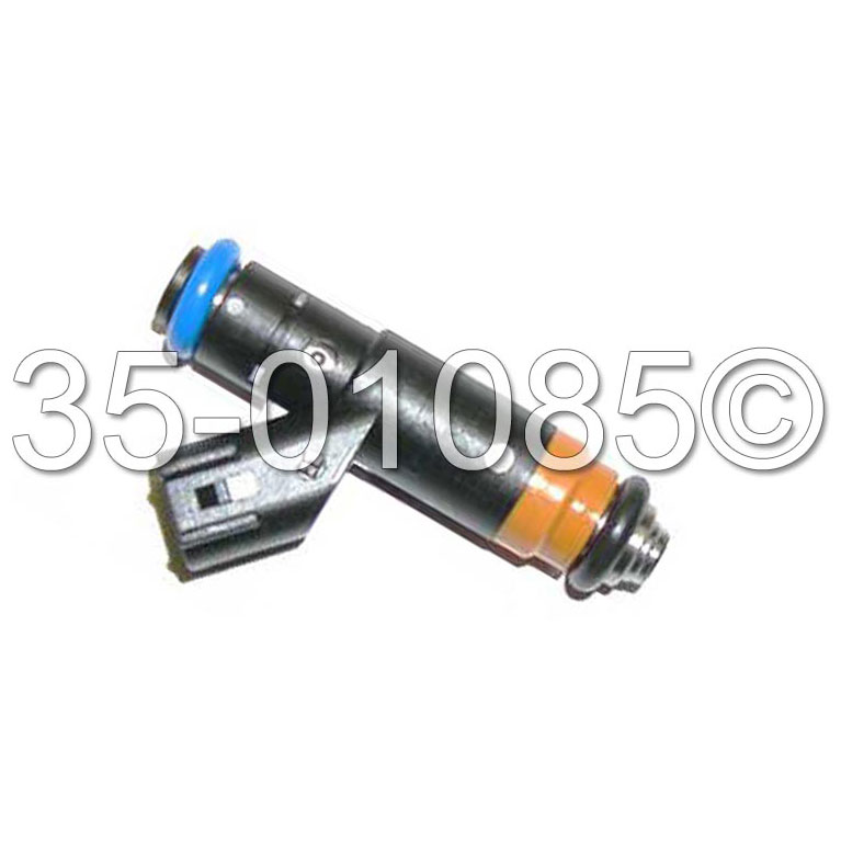 Plymouth  Fuel Injector