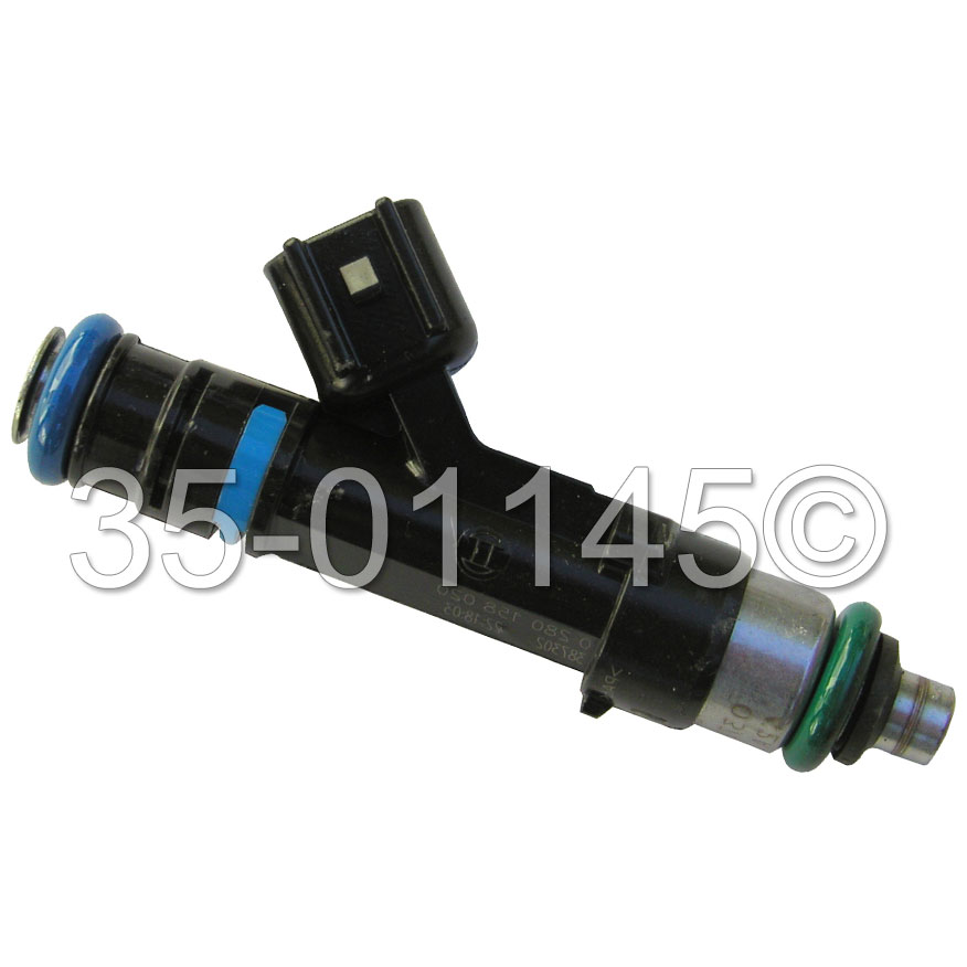 Jeep Commander Fuel Injector