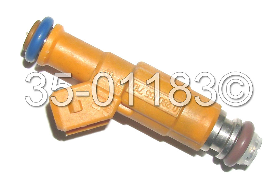Mercury Mountaineer Fuel Injector