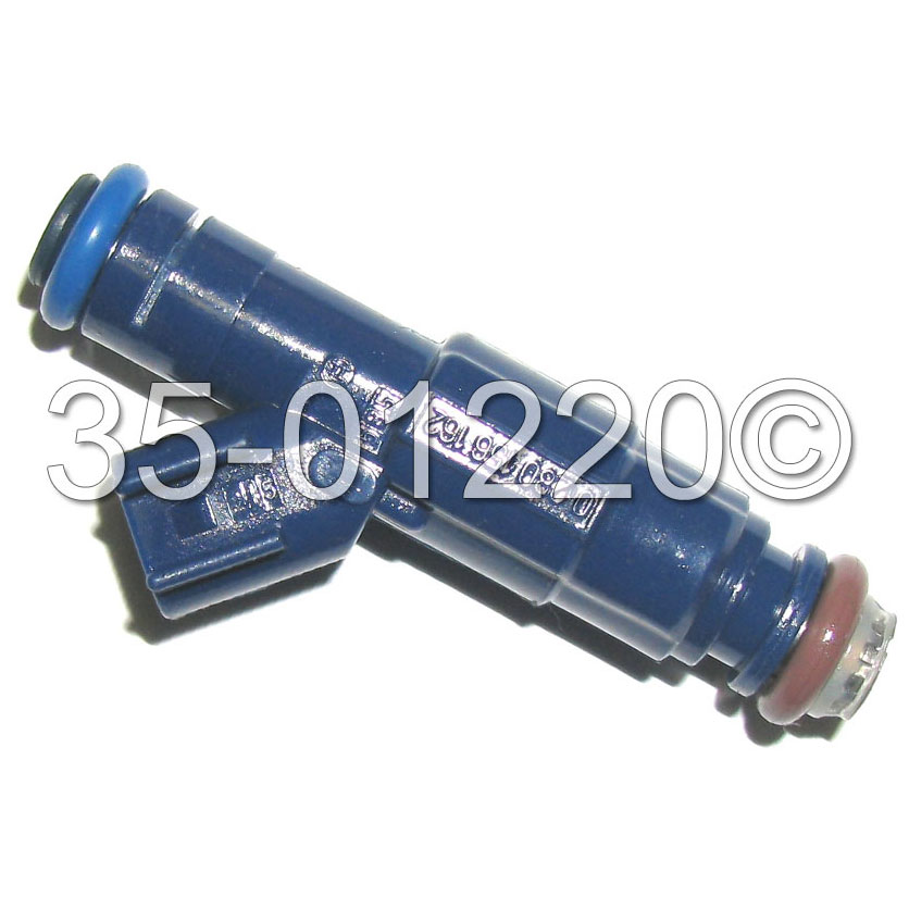 Ford Five Hundred Fuel Injector