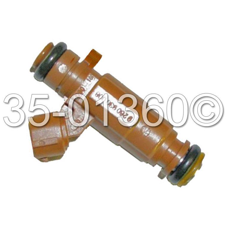 Kia Sephia Fuel Injector