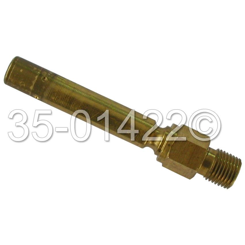 Mercedes_Benz 380SEC Fuel Injector