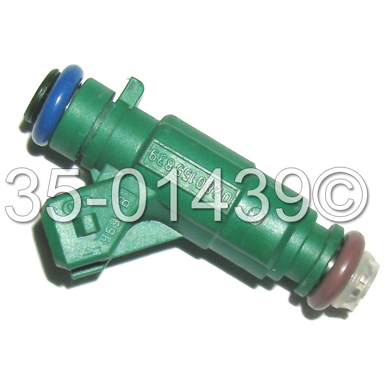 Mercedes_Benz SLK320 Fuel Injector