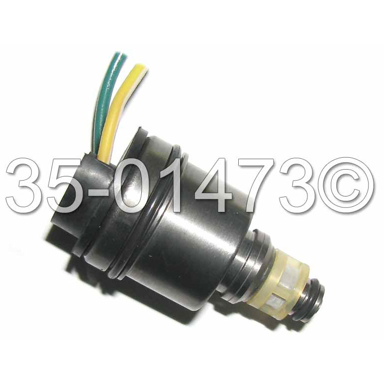 Nissan Pick-Up Truck Fuel Injector