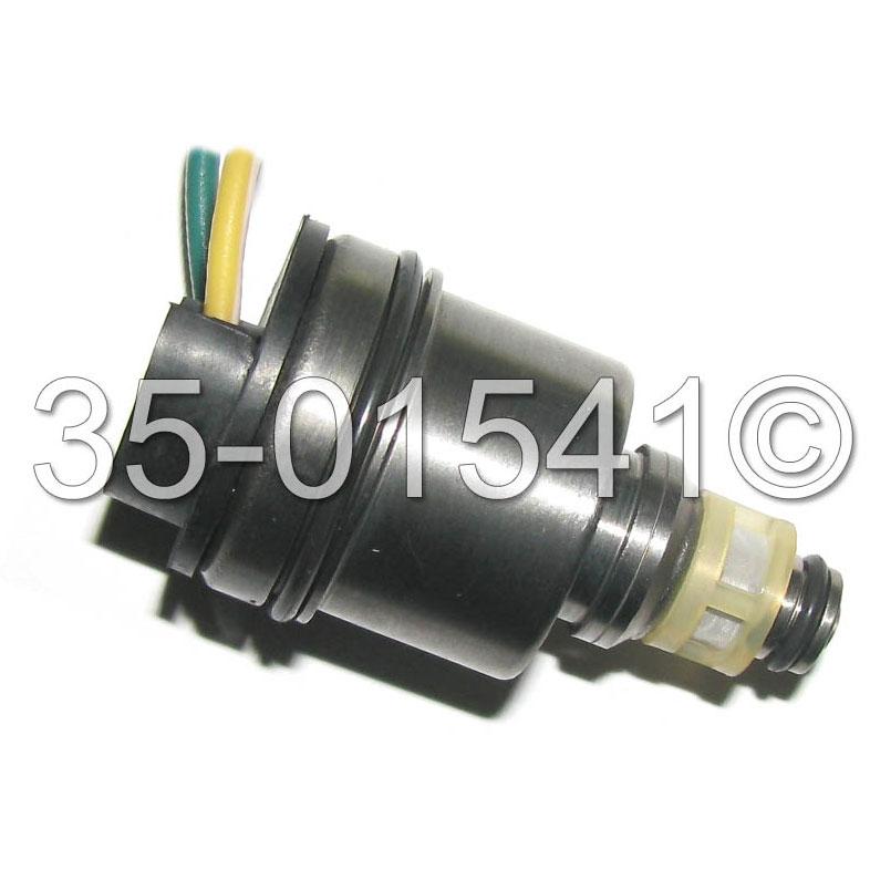 Subaru Loyale Fuel Injector