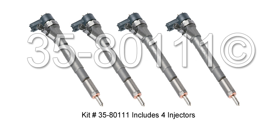 Jeep  Fuel Injector Set