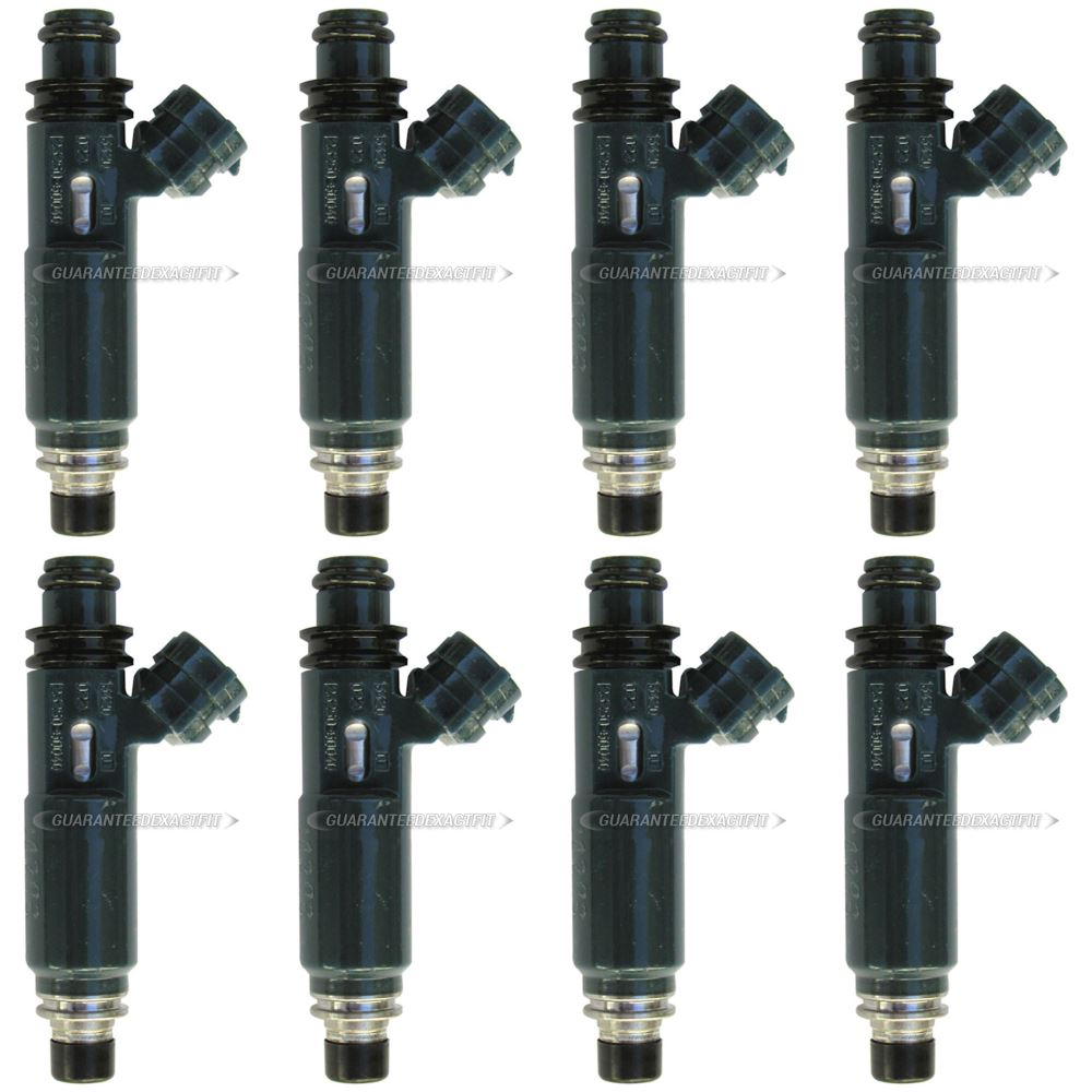 Toyota Sequoia Fuel Injector Set