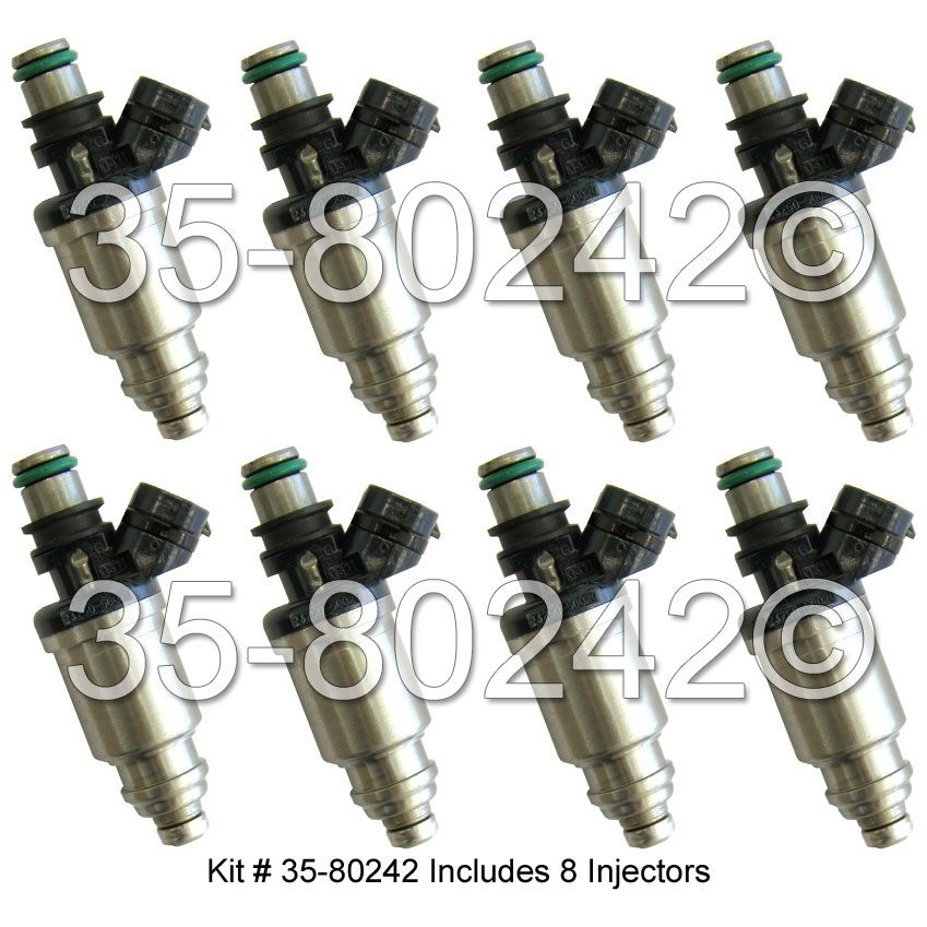 Lexus SC400 Fuel Injector Set