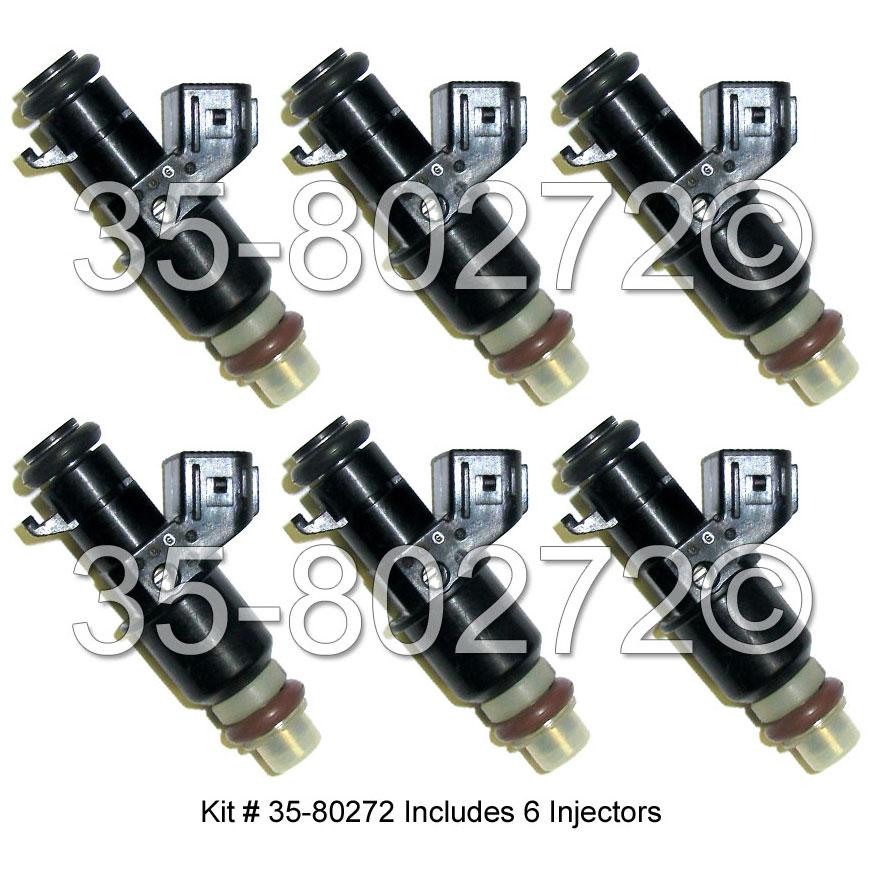 Fuel Injector Set 35-80272 I6