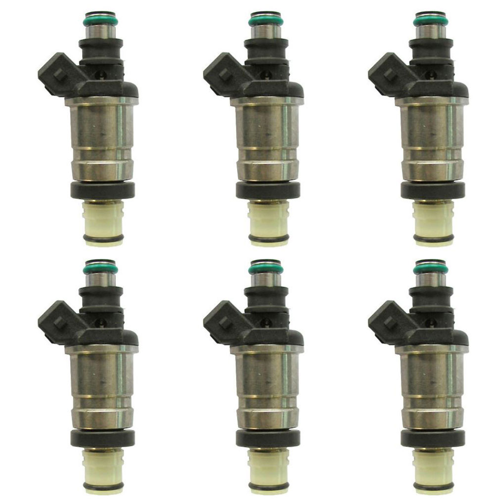 For Acura NSX 1995 1996 1997 Fuel Injector Set DAC