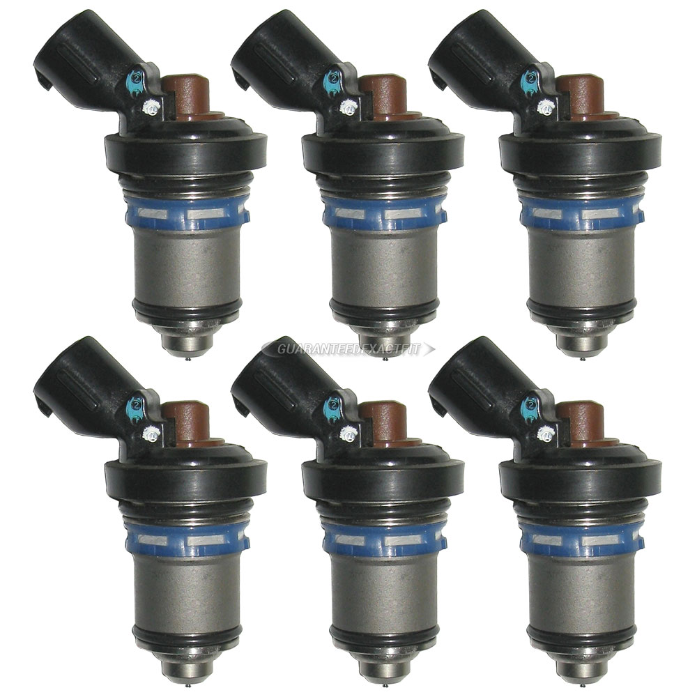 2000 Acura NSX Fuel Injector Set 3.2L Engine