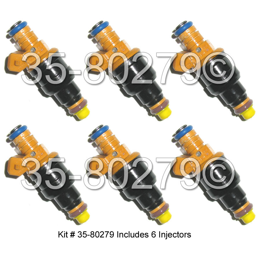 Alfa Romeo  Fuel Injector Set