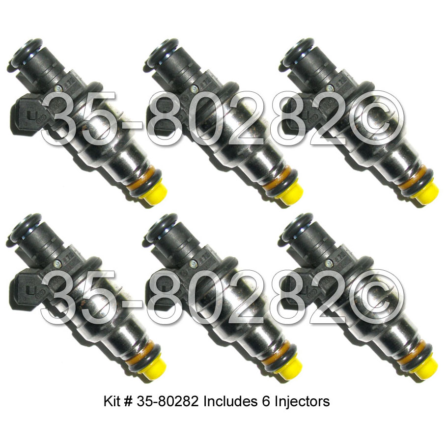 1995 Audi A6 Fuel Injector Set