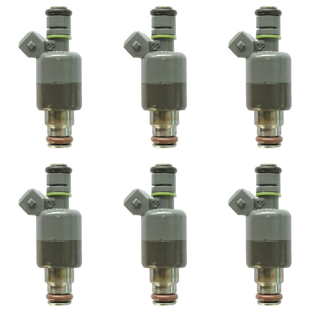 BuyAutoParts 35-80331I6 Fuel Injector Set