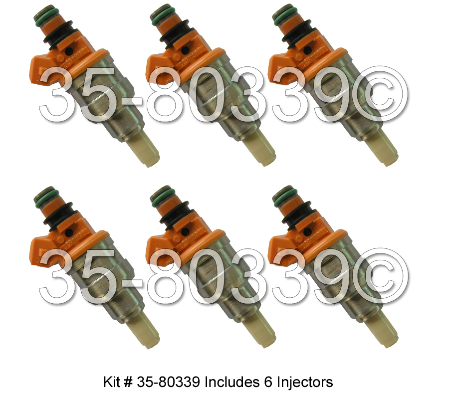 Fuel Injector Set 35-80339 I6