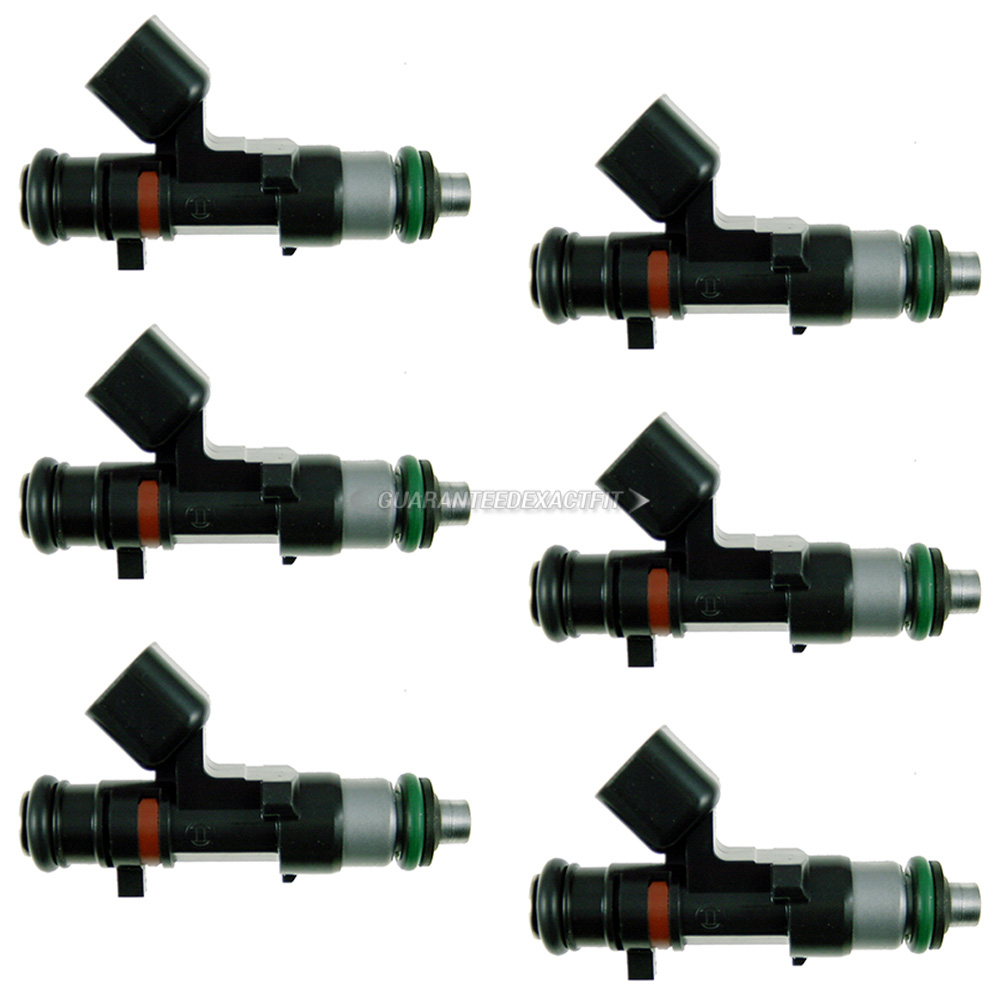 BuyAutoParts 35-80348I6 Fuel Injector Set