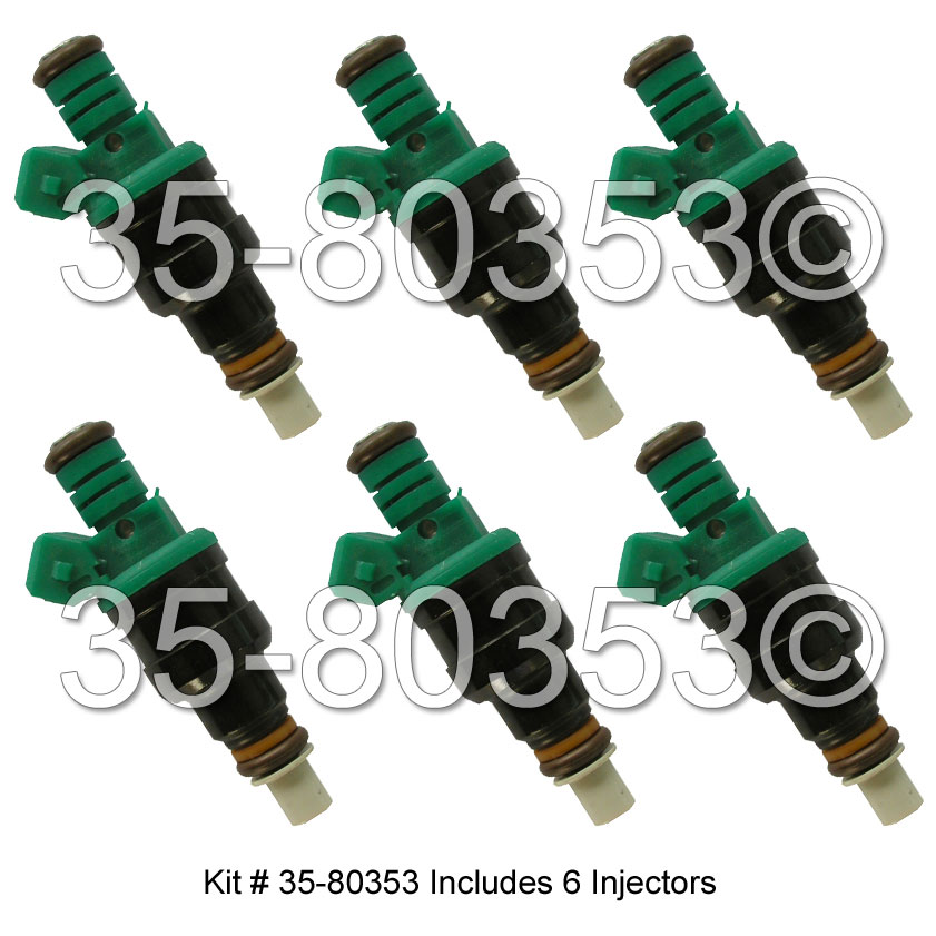 Chrysler LeBaron Fuel Injector Set