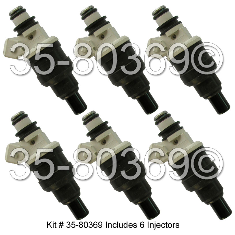 Dodge D50 Ram Fuel Injector Set
