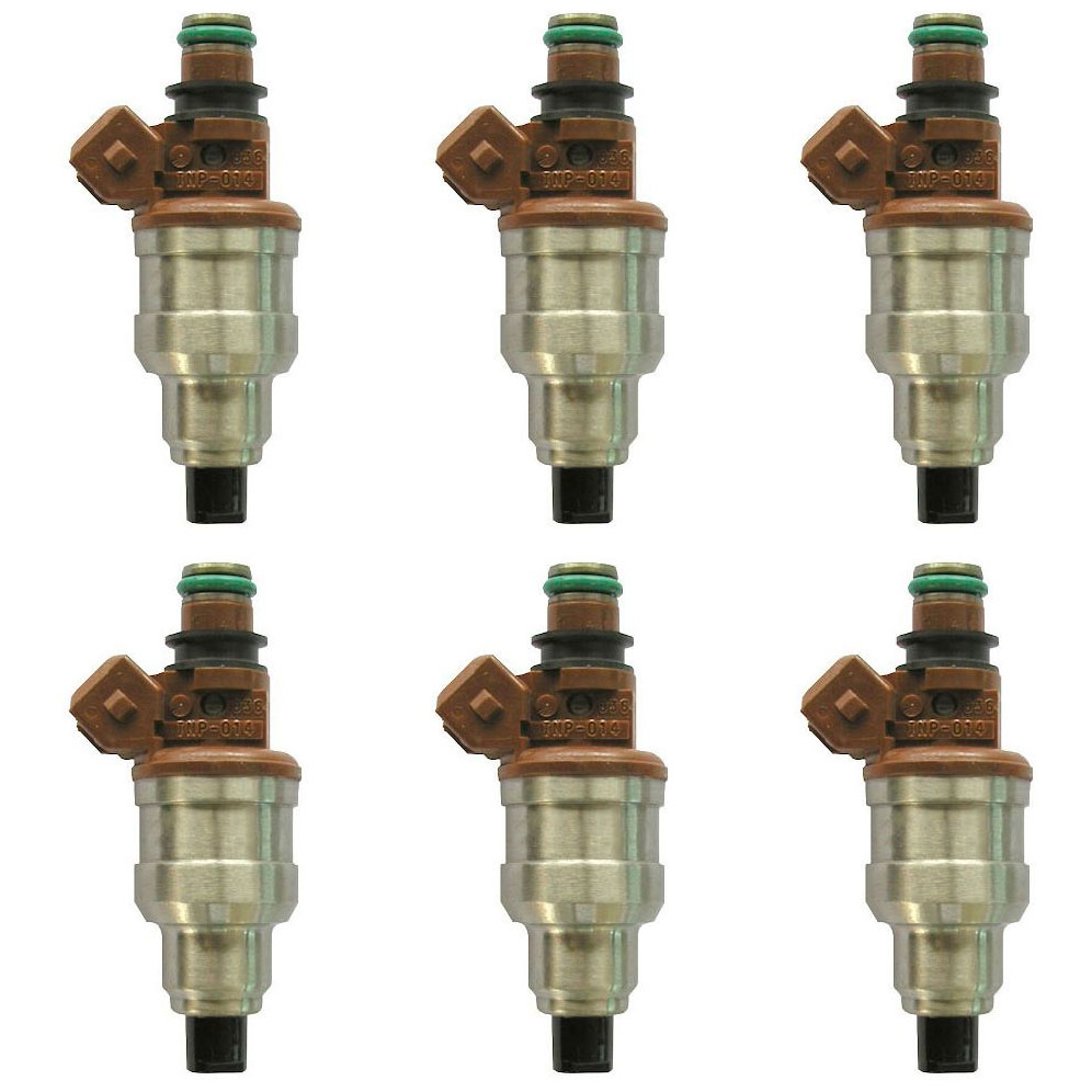 Fuel Injector Sets For Dodge Stealth 1991 1996 And Mitsubishi 3000gt Wiring Harness Set