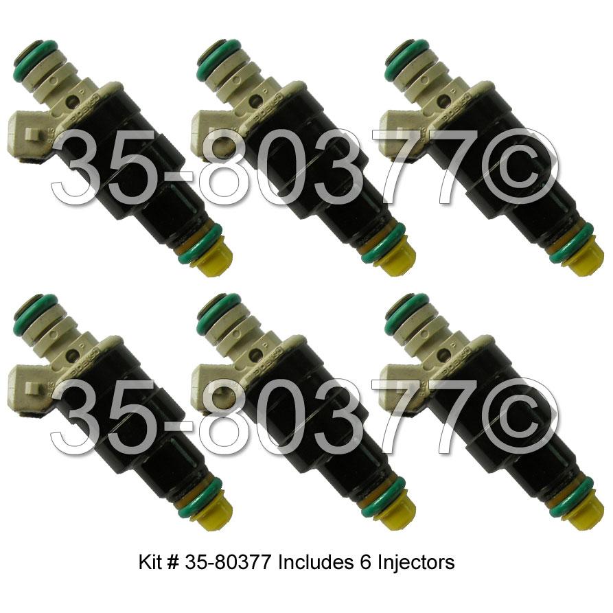Fuel Injector Set 35-80377 I6