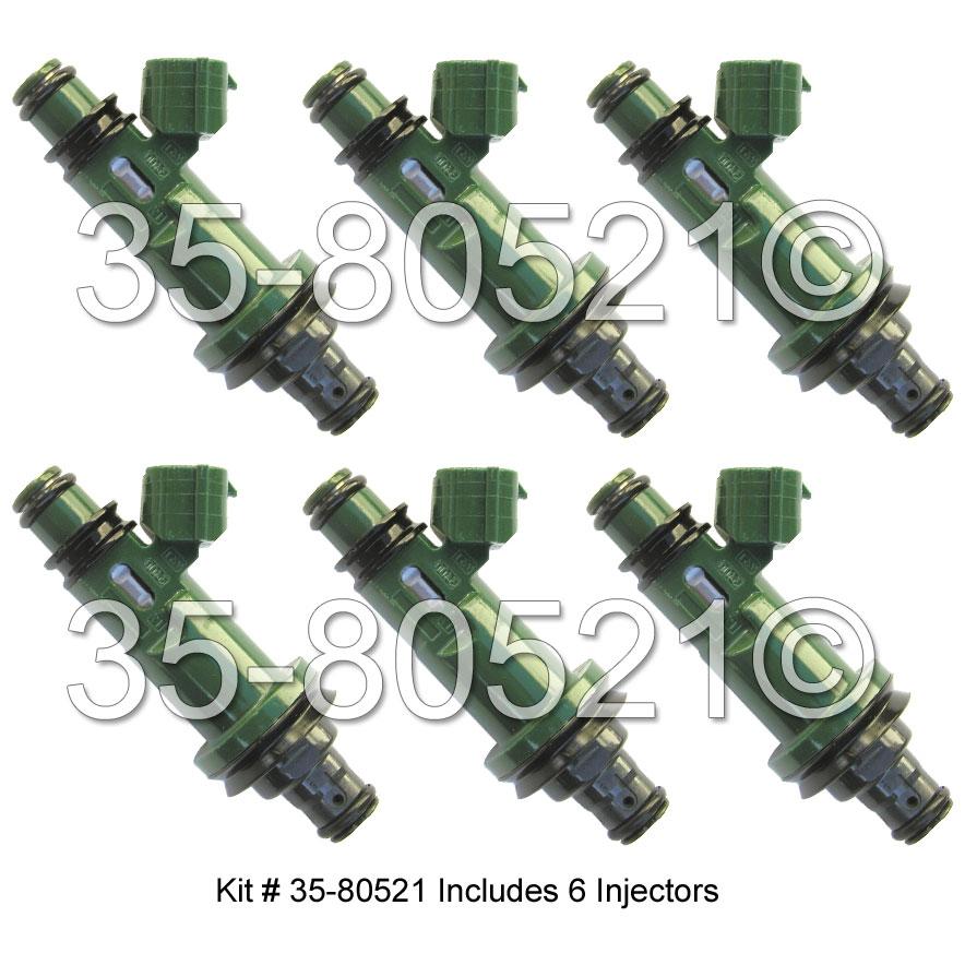 Subaru  Fuel Injector Set