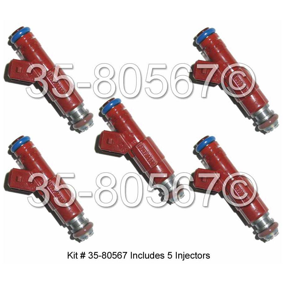 Volvo S70 Fuel Injector Set