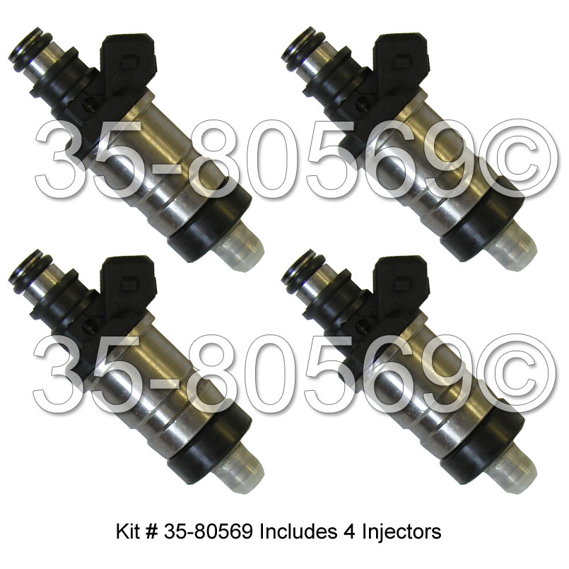 Acura CL Fuel Injector Set