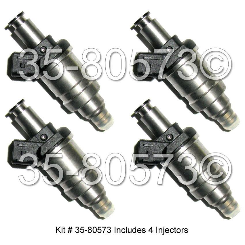 Fuel Injector Set 35-80573 I4