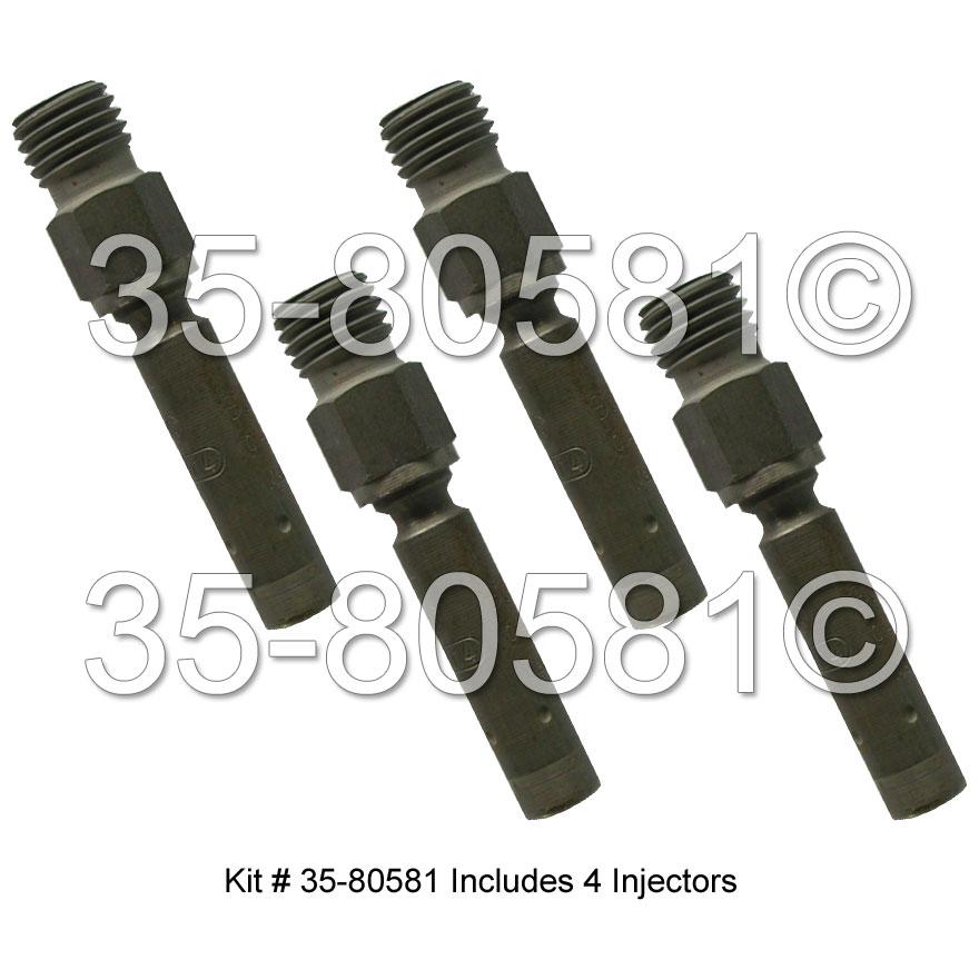 Audi 100 Fuel Injector Set