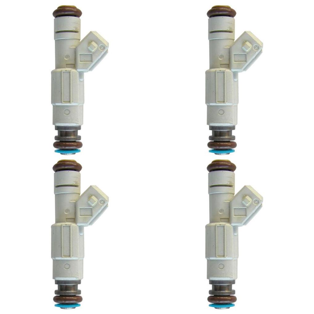 Pontiac Sunfire Fuel Injector Set Parts  View Online Part