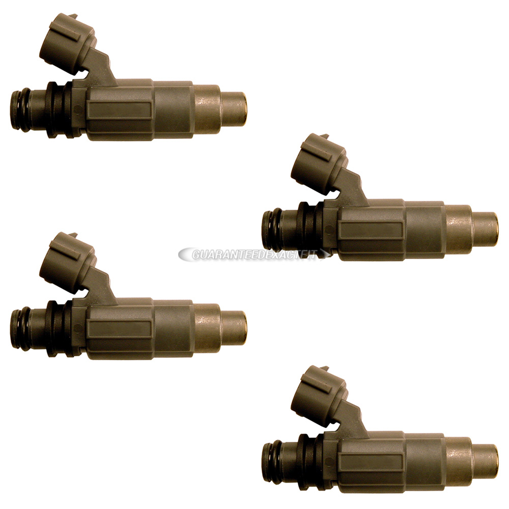 BuyAutoParts 35-80629I4 Fuel Injector Set