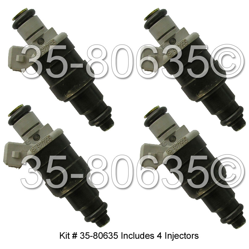 Chrysler TC by Maserati Fuel Injector Set