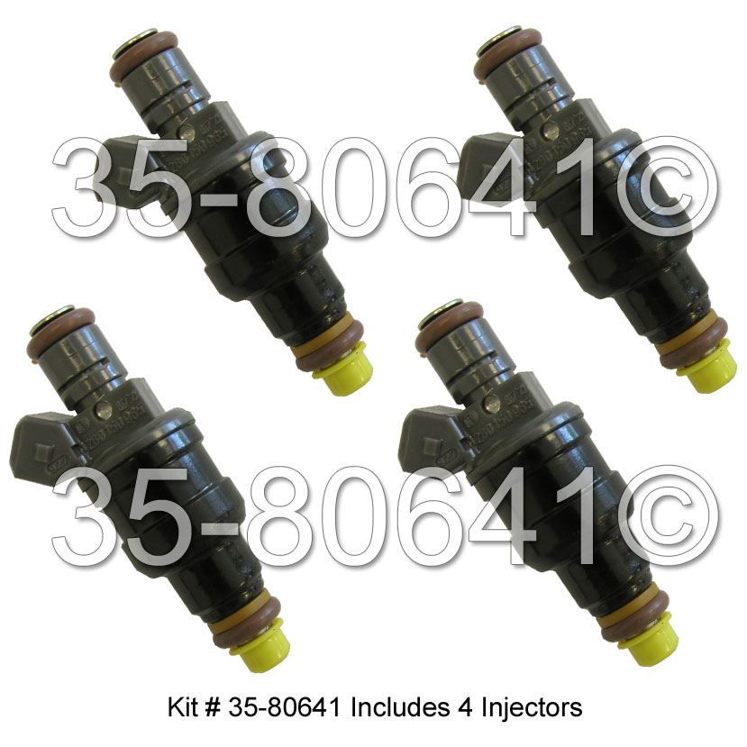 Dodge Avenger Fuel Injector Set