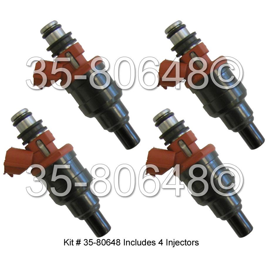 Daihatsu  Fuel Injector Set