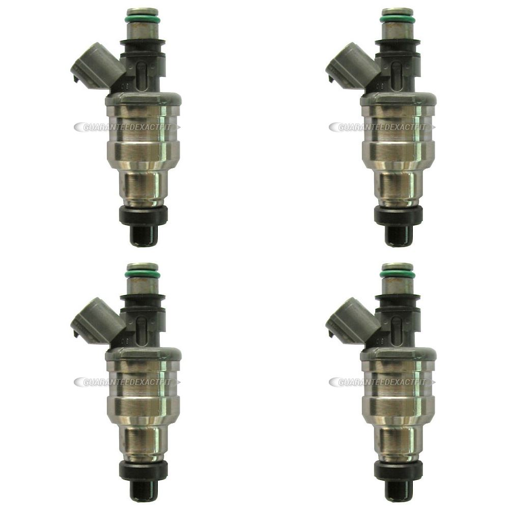 Kia Sephia Fuel Injector Set