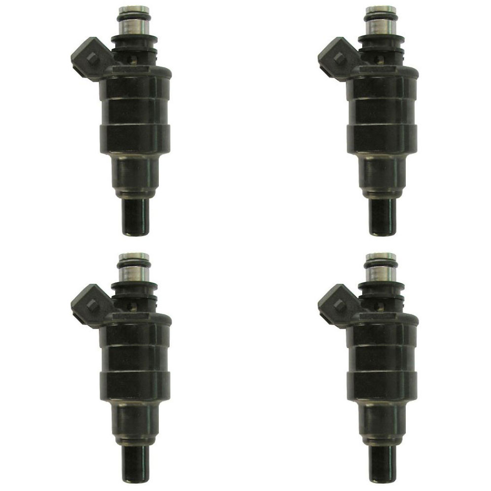 BuyAutoParts 35-80691I4 Fuel Injector Set