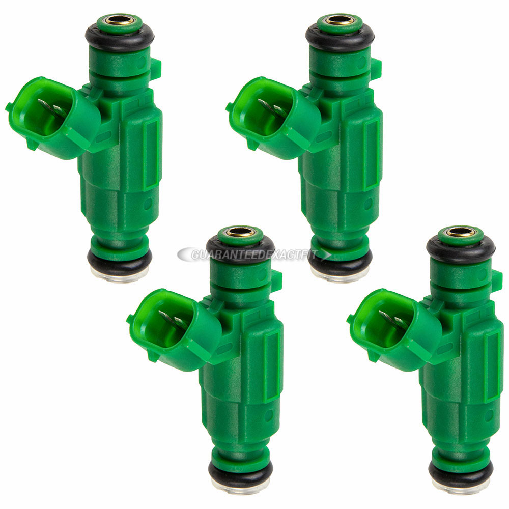 Fuel Injector Sets For Hyundai Accent 2006 2007 And Kia Rio 1 6l Engine Set