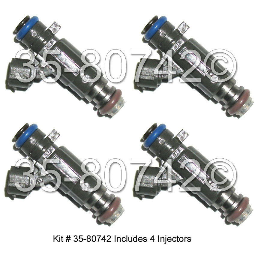 Infiniti G20 Fuel Injector Set