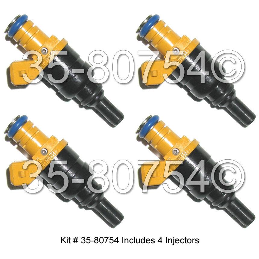 Kia Rio Fuel Injector Set