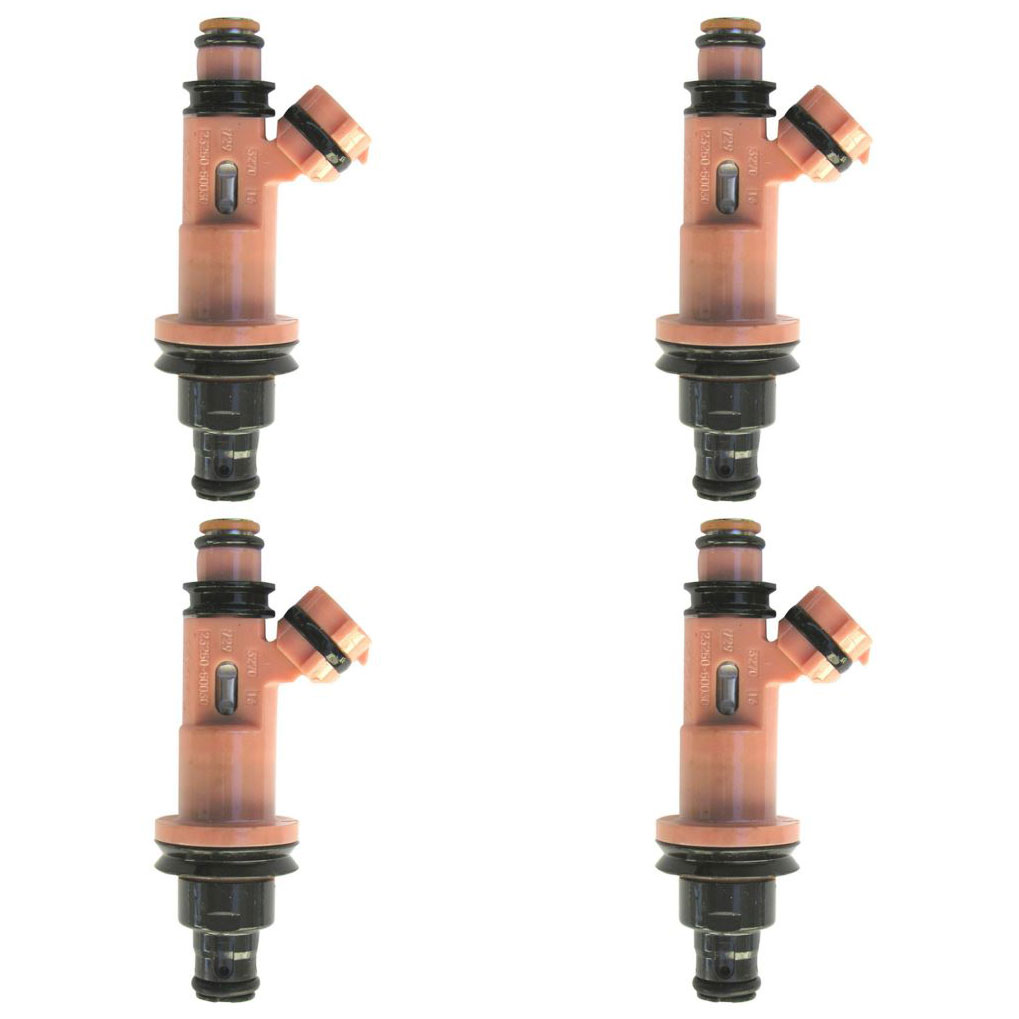 BuyAutoParts 35-80762I4 Fuel Injector Set