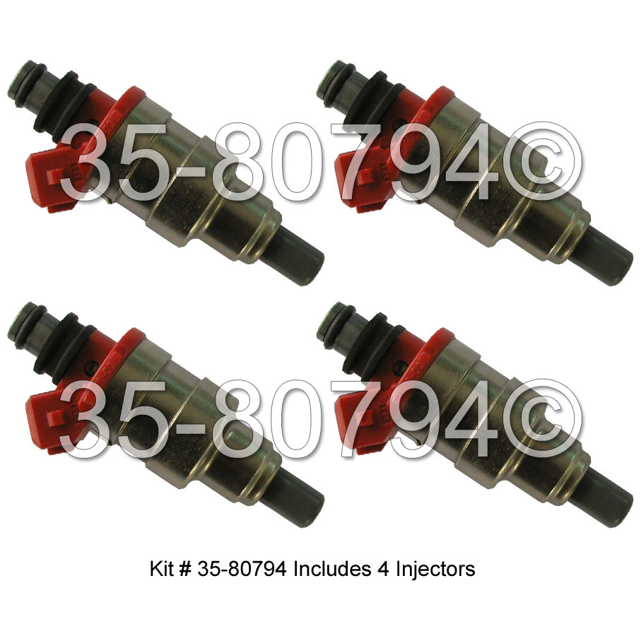 Nissan 240SX Fuel Injector Set