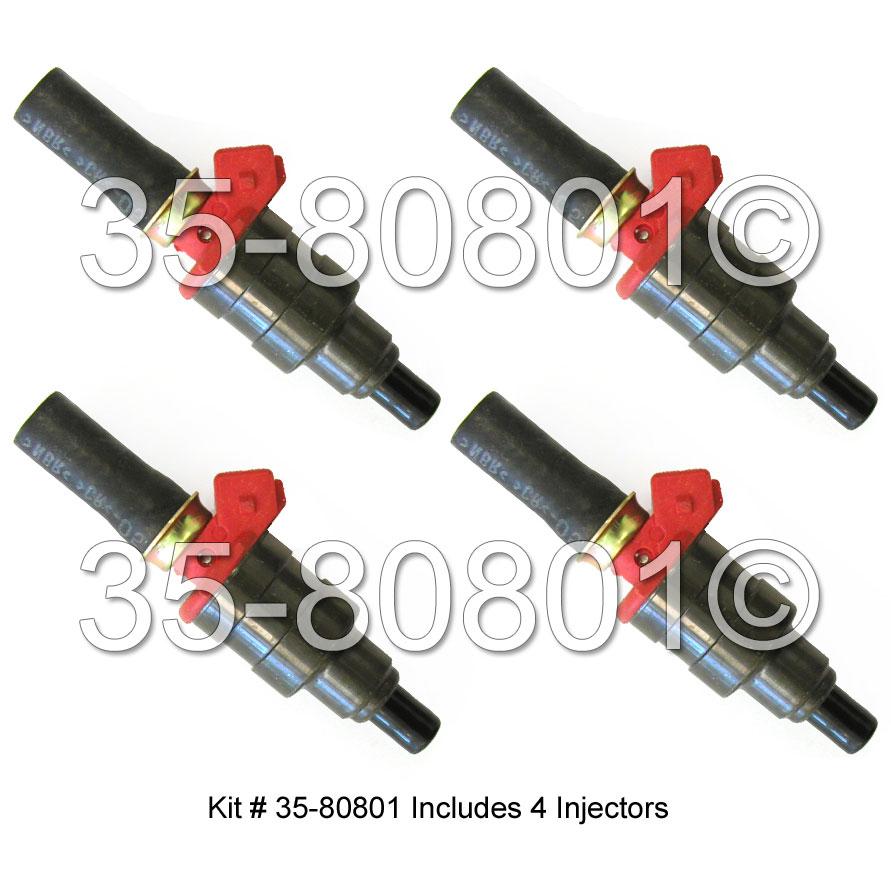 Nissan Pulsar Fuel Injector Set Parts, View Online Part Sale ...