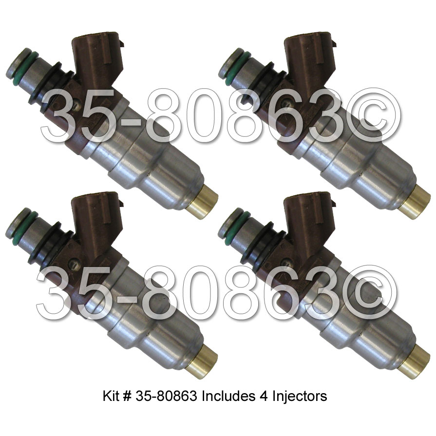Toyota Tacoma Fuel Injector Set