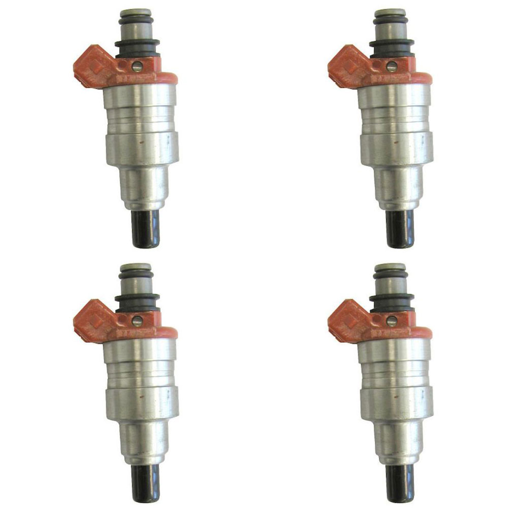 BuyAutoParts 35-80875I4 Fuel Injector Set