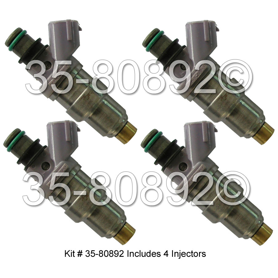 Toyota T100 Fuel Injector Set