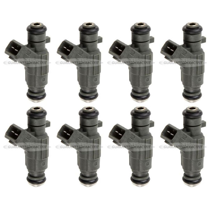 Audi A8 Fuel Injector Set