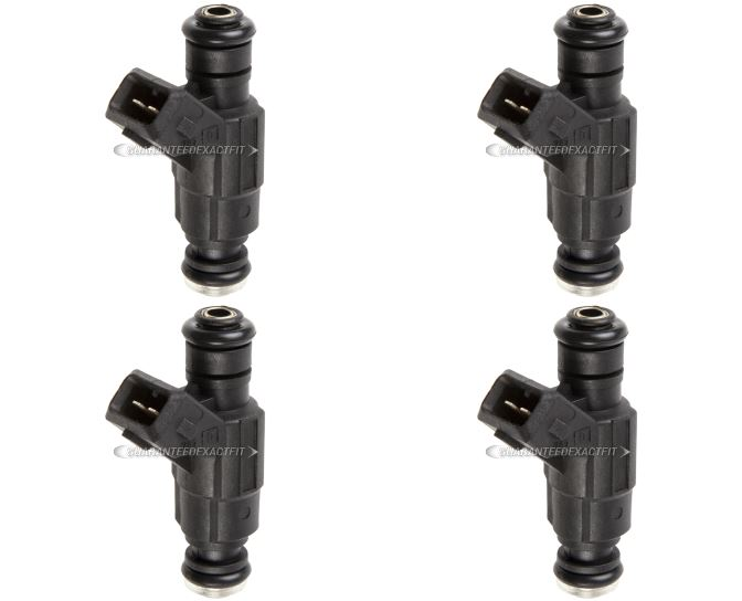 Audi TT Fuel Injector Set