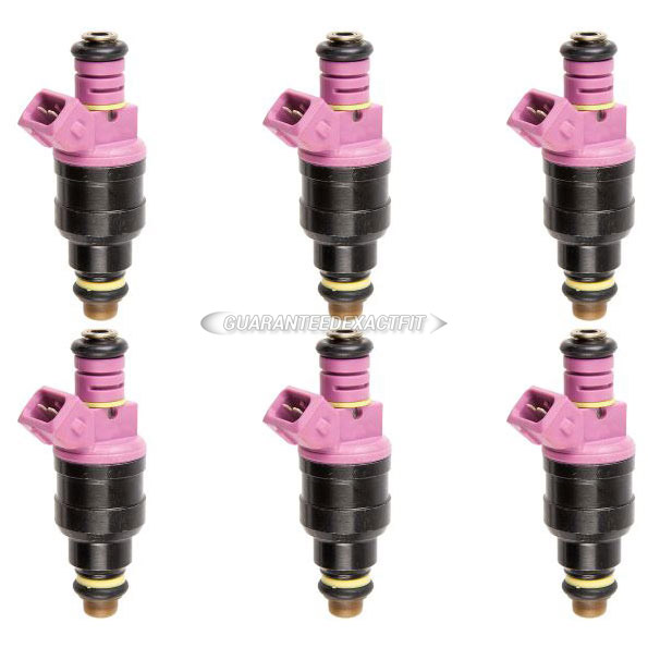 BMW 328i Fuel Injector Set